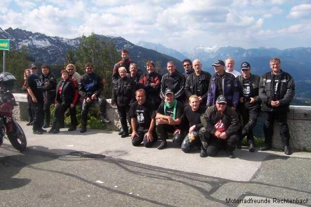 Motorradtuor Berchtesgarden 037