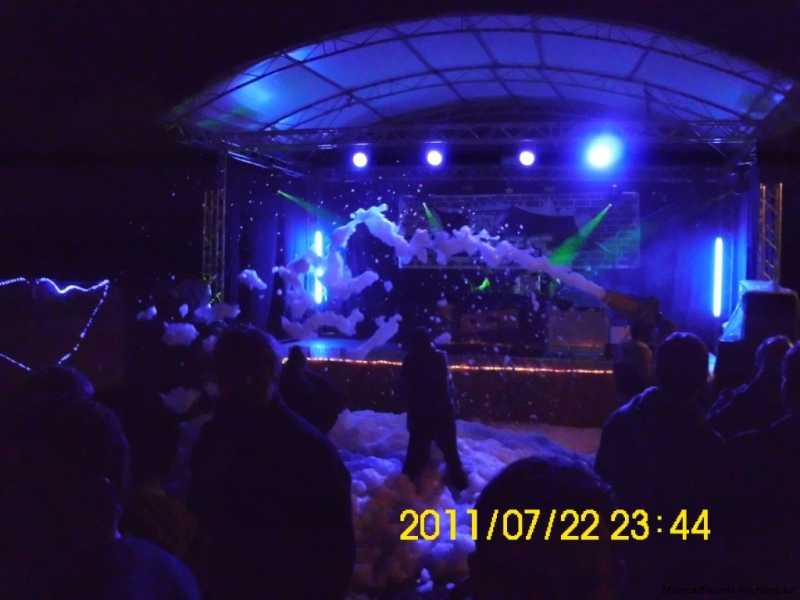 5 Eifeltour 2011 Schaumparty