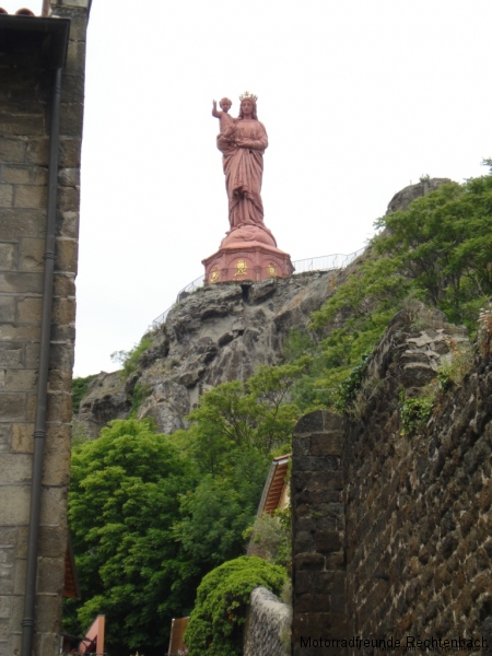 8 Marienstature in Le Puy
