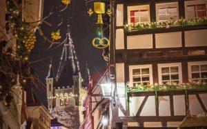 Busfahrt zum Weihnachtsmarkt Bad Wimpfen @ Treffen am Weintor