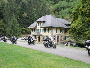 WE-Tour Südvogesen @ Abfahrt um 08 Uhr am Weintor