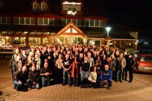 Weihnachtsfeier der Motorradfreunde @ Schweigener Hof